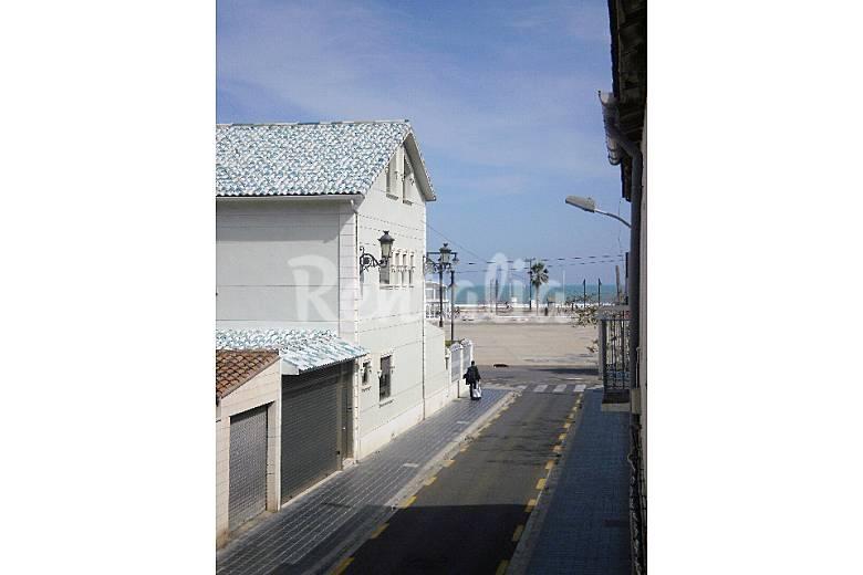 Apartamento en alquiler playa Malva-rosa Valencia Valencia