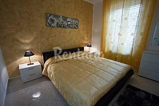 Apartamento de 2 habitaciones a 10 km de la playa Palermo