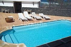 Bungalow para 6-8 personas a 100 m de la playa Lanzarote