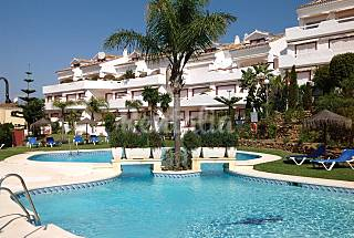 Apartment for rent only 150 meters from the beach Málaga