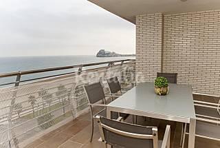1ª Linea playa vistas frontales al mar  Castellón