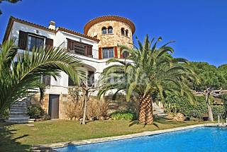Villa para 9 personas a 1000 m de la playa Girona/Gerona