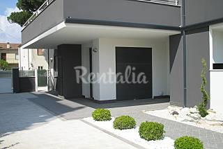 Bellissima abitazione nuova di fronte al mare Ferrara