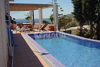 Villa for rent 3 km from the beach Almería