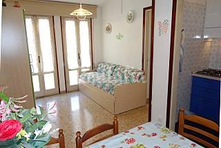 11 Apartamentos para 4-6 personas a 80 m de la playa Venecia