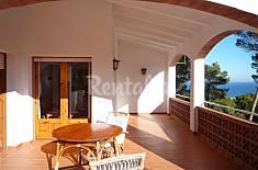 Villa para 4 personas con vistas al mar. Girona/Gerona