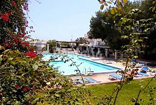 Spacious apartment 100 meters from the beach Ibiza