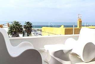 Appartamento con 1 stanza a 50 m dalla spiaggia Cadice