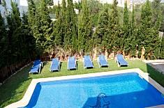 Villa Mall mit 5 Zimmern, 500 Meter bis zum Strand Mallorca
