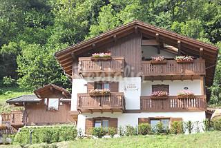 Apartamento para 4/5 pessoas Alleghe - Ski C...