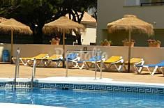 Caños de Meca. Apartamentos 60 m Playa, piscina Cádiz