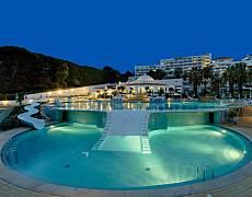 Apartamentos em frente à praia Algarve-Faro