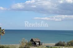 Apartamento vistas al mar a 300 m de la playa Málaga