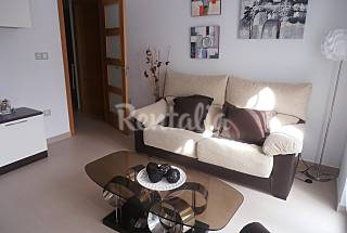 Apartment for 4 people only 1000 meters from the beach Lugo