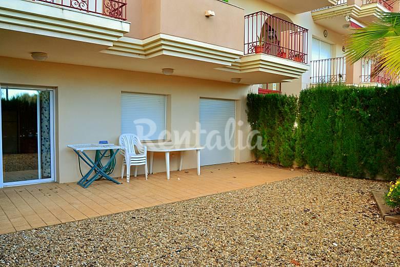 Apartamento golden beach 2016 huttee 1152 sant carles de la rapita sant carles de la r pita - Apartamentos golden beach sant carles de la rapita ...
