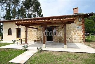 House with 4 bedrooms 3.5 km from the beach Cantabria