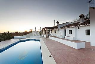House for 8-12 people in a golf course Málaga