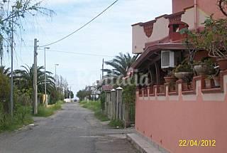 Apartamento para 2-5 personas a 350 m de la playa Crotona