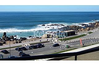 Apartamento em frente á praia para 4 a 6 pessoas Porto