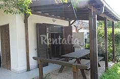 House for rent only 500 meters from the beach Latina