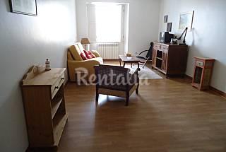 Apartamento com 1 quarto a 1200 m da praia Coimbra