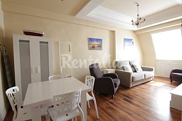 Appartement Salon Guipuscoa Donostia/San Sebastián Appartement