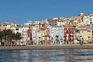 Apartamento de lujo en primera linea de playa VT-443426-A Alicante