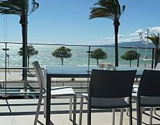 2 Apartamentos para 4 personas en primera linea Tarragona