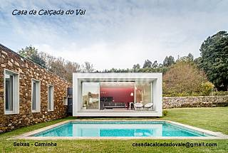 Villa with 3 bedrooms 4 km from the beach Viana do Castelo