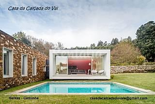 Villa de 3 habitaciones a 4 km de la playa Viana do Castelo