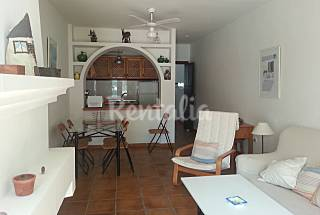House for rent only 50 meters from the beach Almería