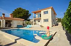 Casa para 10 personas a 1000 m de la playa Tarragona