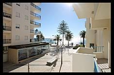 Apartamento com 2 quartos em frente à praia Algarve-Faro
