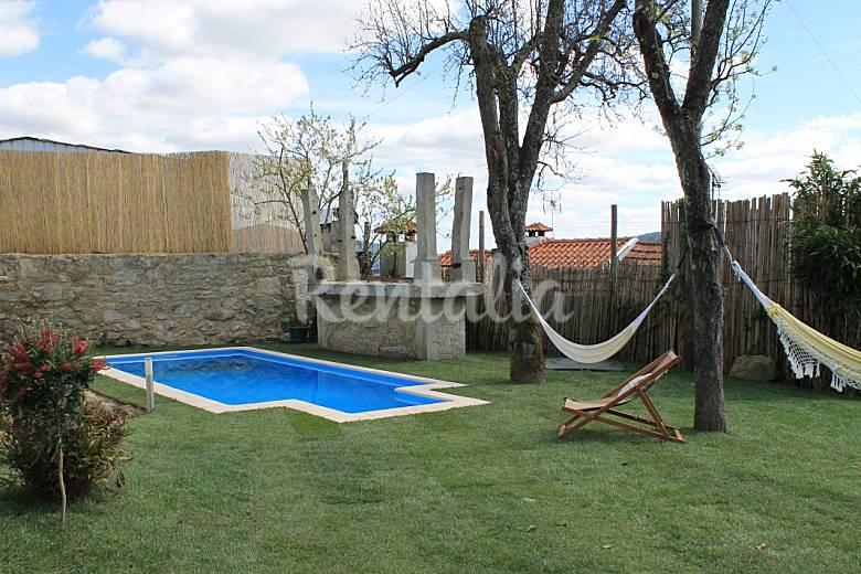 Casa do cou o alojamento local com piscina couto de - Casa rural couto mixto ...