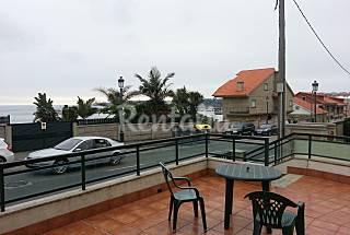2 Apartamentos para 4-7 pessoas a 1000 m da praia Pontevedra