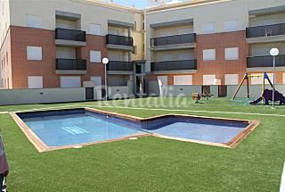 20 Apartamentos familiarias Playa cargador 6 personas Castellón