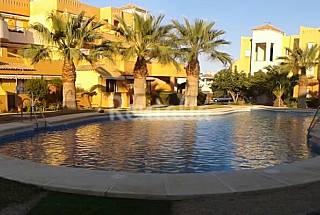 Apartamento  FKK para 2-5 personas a 180 m de la playa Almería
