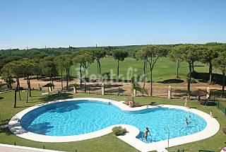 Apartment for 4 people only 100 m. from the beach Huelva