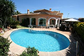 Villa Oliva Nova Golf & Beach Golf, play, wifi Valencia