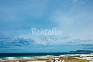 Apartamento con  vistas a pie de playa Cádiz