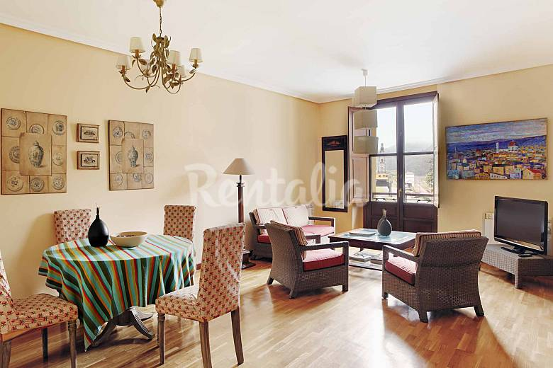 Apartamento con encanto frente a mar wifi san esteban muros de nal n asturias - Casas con encanto asturias ...