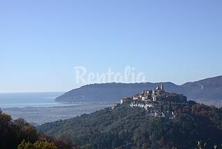 House with 3 bedrooms 15 km from the beach La Spezia