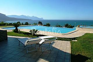 Villa for 4-5 people only 1000 meters from the beach Trapani