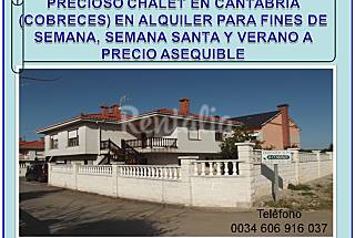 2 Houses with 8 bedrooms only 1000 meters from the beach Cantabria