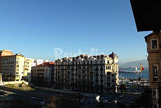 Apartment for 4-5 people in the centre of Santander Cantabria