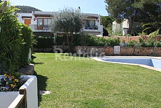 Apartment for 4 people only 400 meters from the beach Ibiza