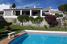 Villa with garden and private pool Granada