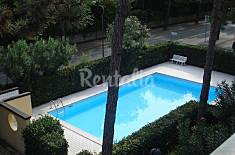Apartment 2 bedrooms. Pool, 600 m from the beach Udine