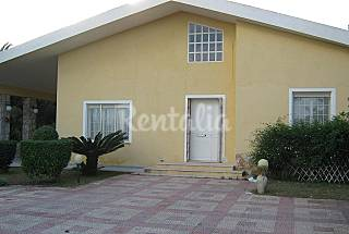 Villa for rent only 100 meters from the beach Ragusa