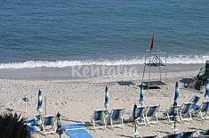 Apartment for rent on the beach front line Savona